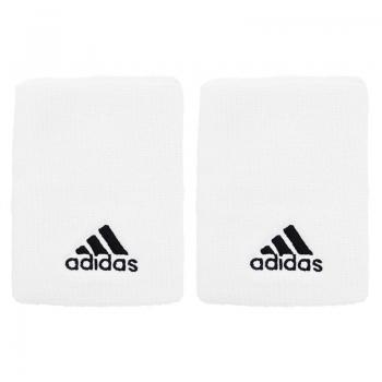 Munhequeira Adidas Tennis Grande Branca