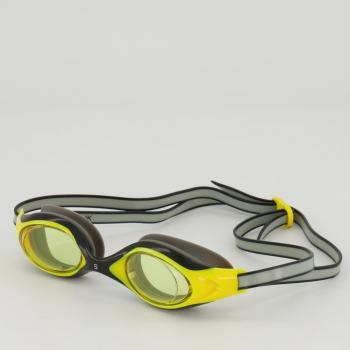 Óculos Speedo Flik Preto e Amarelo