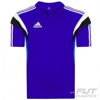 Polo Adidas Condivo 14 Azul
