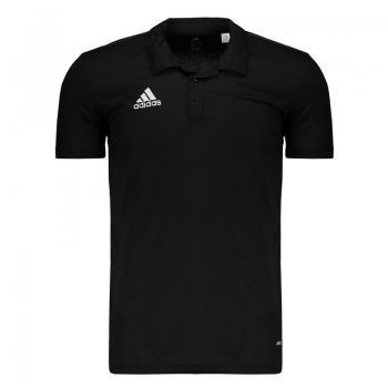 Polo Adidas Core 15 Preta