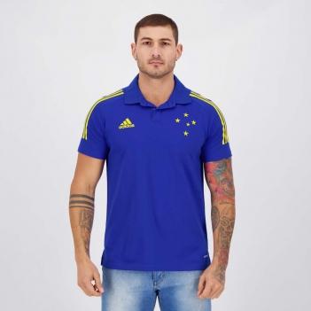 Polo Adidas Cruzeiro Azul