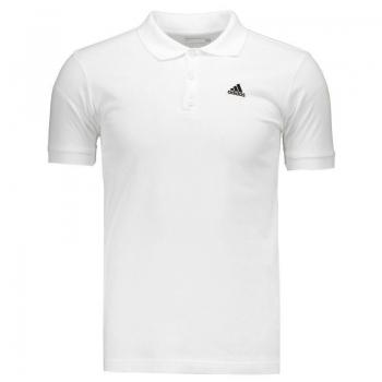 Polo Adidas Essentials Branca