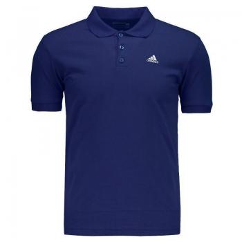 Polo Adidas Essentials Marinho