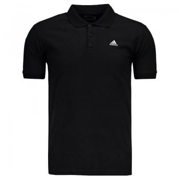 Polo Adidas Essentials Preta