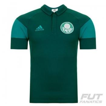 Polo Adidas Palmeiras Core 2016