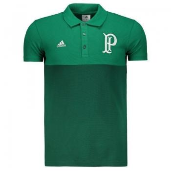 Polo Adidas Palmeiras Premium Verde