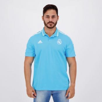 Polo Adidas Real Madrid Azul