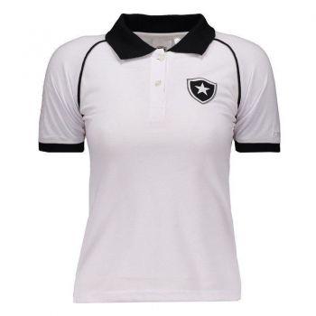 Polo Botafogo Feminina Escudo