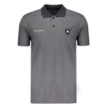 Polo Botafogo Cinza