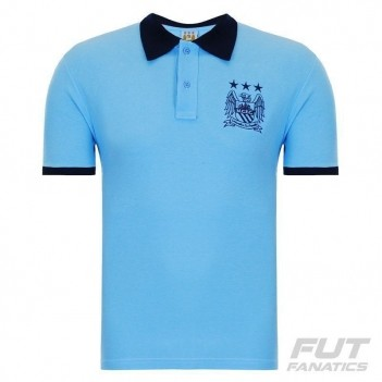 Polo Manchester City Azul