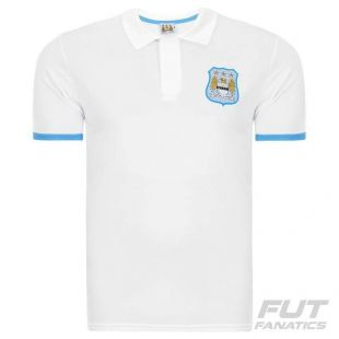 Polo Manchester City Victory Branca