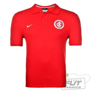 Polo Nike Internacional GS Authentic Vermelho