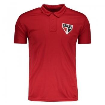 Polo São Paulo Sports Vermelha