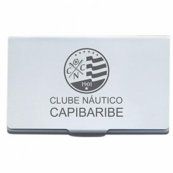Porta Cartão Náutico Escudo Metal