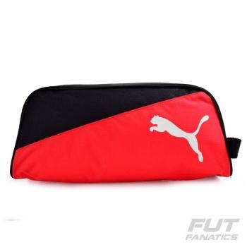 Porta Chuteira Puma Pro Training Vermelha