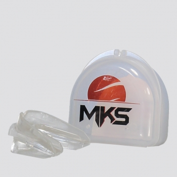 Protetor Bucal Duplo MKS Transparente