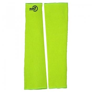 Protetor de Antebraço Longo TM7 Vôlei Verde Fluorescente