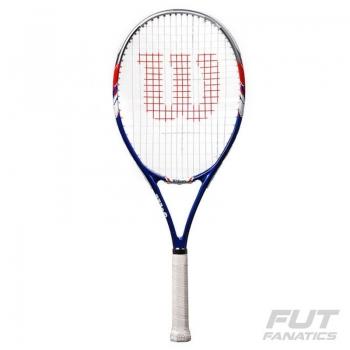 Raquete De Tenis Wilson Us Open 3 ( Virou 33322 )