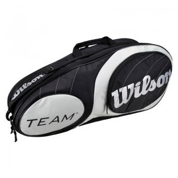 Raqueteira Wilson Team 6 Pack