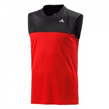 Regata Adidas Basemid Drydye Vermelha