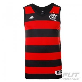 Regata Adidas Flamengo Basquete I 2016