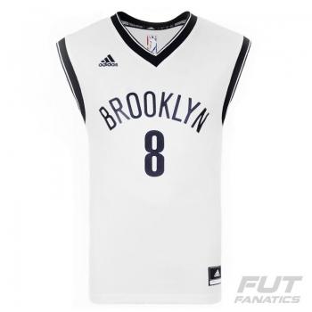 Regata Adidas NBA Brooklyn Nets Home 2015 8 Williams