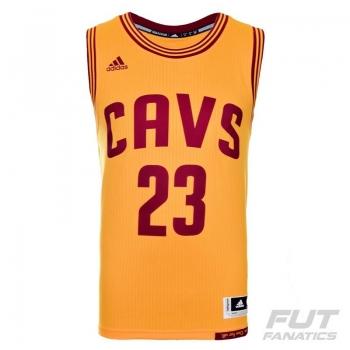 Regata Adidas NBA Cleveland Alternate 2015 23 James Swingman