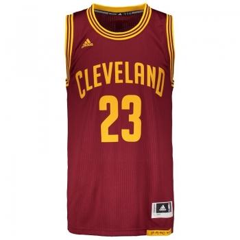 Regata Adidas NBA Cleveland Cavaliers Road 2015 23 James Swingman