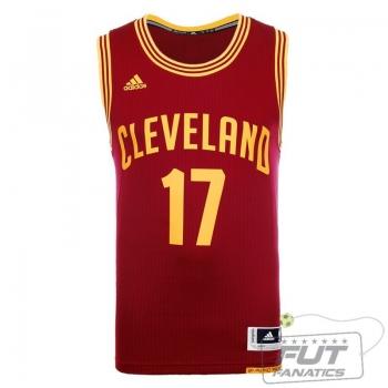Regata Adidas NBA Cleveland Cavaliers Road 2015 17 Varejão Swingman