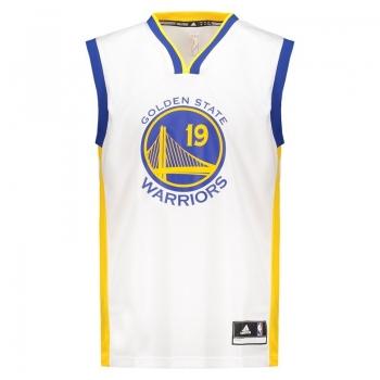 Regata Adidas NBA Golden State Warriors Home 2016 19 Barbosa