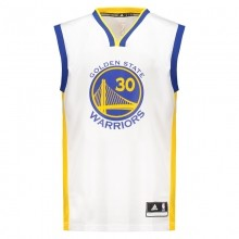 Regata Adidas NBA Golden State Warriors Home 2015 30 Curry