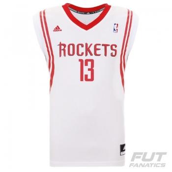 Regata Adidas NBA Houston Rockets Home 2015 13 Harden