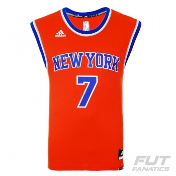 Regata Adidas NBA New York Knicks Alternate 2015 7 Anthony