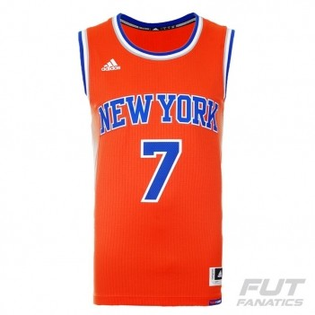 Regata Adidas NBA NY Knicks Alternate 2015 7 Anthony Swingman
