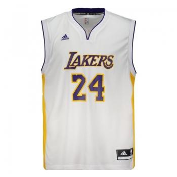 Regata Adidas NBA LA Lakers Alternate 2015 24 Bryant