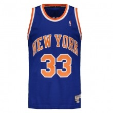Regata Adidas NBA New York Knicks Road 33 Ewing Retired