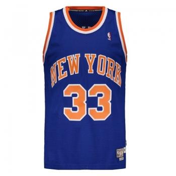 Regata Adidas NBA New York Knicks Road 33 Ewing Retired
