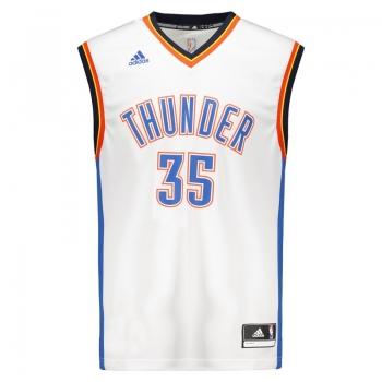 Regata Adidas NBA OKC Thunder Home 2015 35 Durant