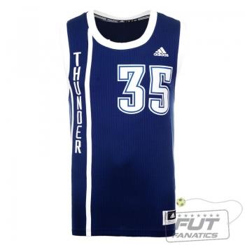Regata Adidas NBA OKC Thunder 35 Durant Swingman