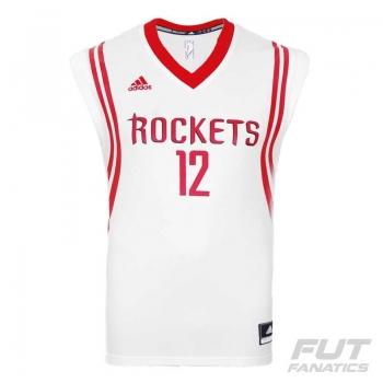 Regata Adidas NBA Houston Rockets Home 2015 12 Howard