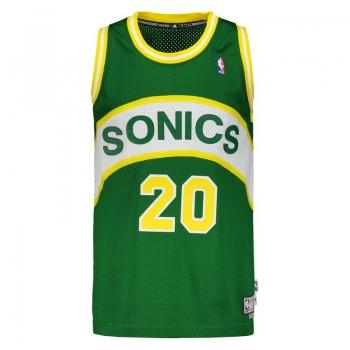 Regata Adidas NBA Seattle SuperSonics 20 Gary Payton Retired