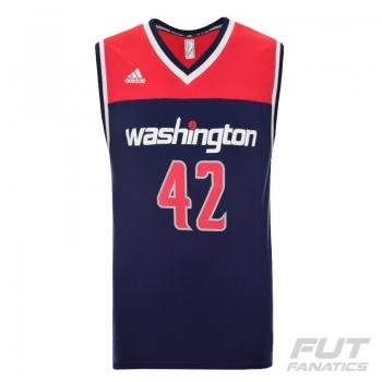 Regata Adidas NBA Washington Wizards Alternate 2016 42 Nenê