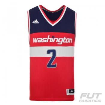 Regata Adidas NBA Washington Wizards Road 2016 2 Wall Swingman