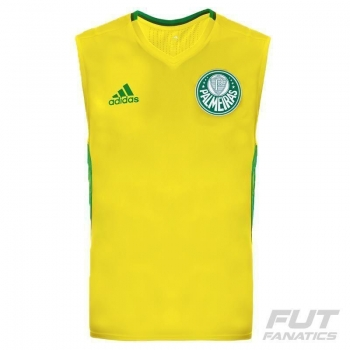 Regata Adidas Palmeiras Treino 2016