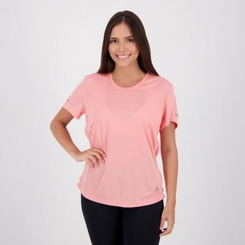 Camiseta Adidas Run It Tank Feminina Rosa