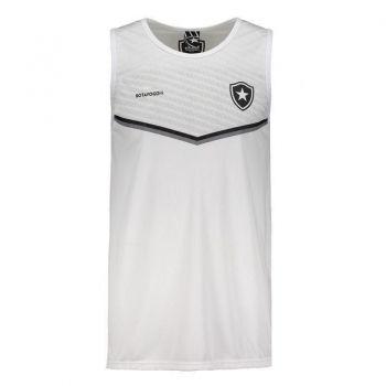 Regata Botafogo Cover Branca