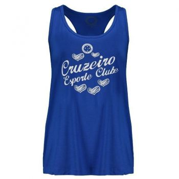 Regata Cruzeiro Heart Shadow Feminina