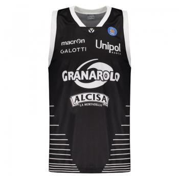 Regata Macron Virtus Basketball Away 2015 Authentic