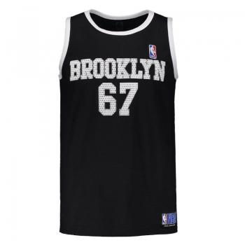Regata NBA Brooklyn Nets Retrô
