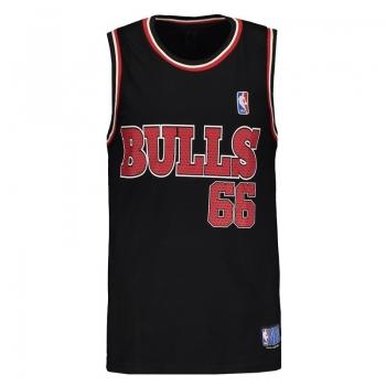 Regata NBA Chicago Bulls Retrô